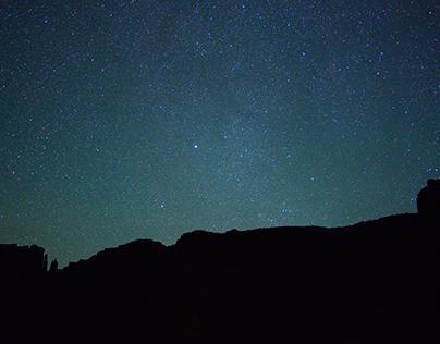Nights across Utah & Colorado