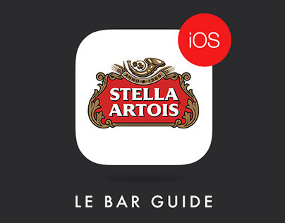Stella Artois · Le Bar Guide