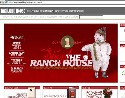The Ranch House, Brenham Texas