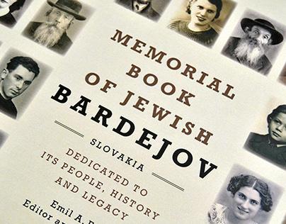 Memorial Book of Jewish Bardejov