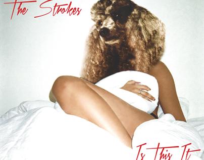 Strokes Album Redesign