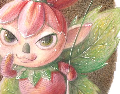 Fairy beet