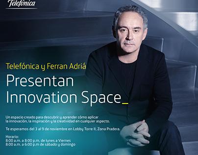 Innovation Space Telefónica
