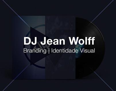 DJ Jean Wolff | Branding | Identidade Visual