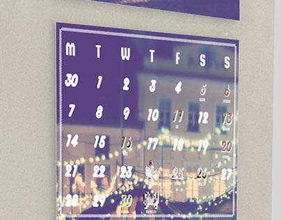 Calendar 2015 HRL