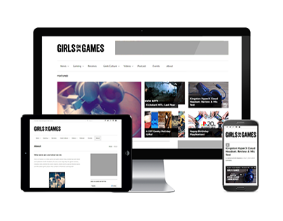 Girls on Games