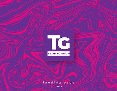 Teddy Group Landing
