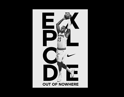 Nike Basketball Campaign // Bureau Mirko Borsche