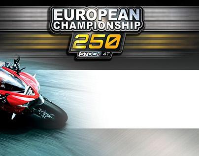 Logo for biker championship 2015