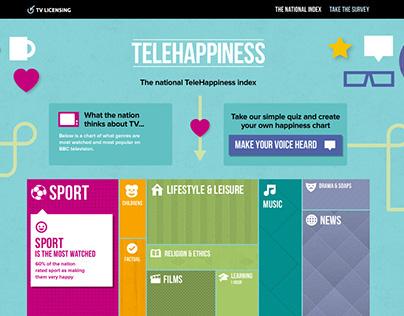 BBC - 'Telehappiness'
