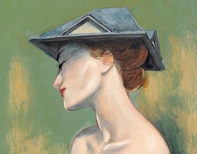 "New illustrated book ""Mansfield Park"" Jane Austen"