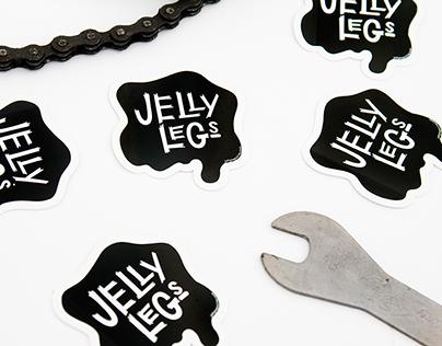 Jelly Legs Bicycle Zine