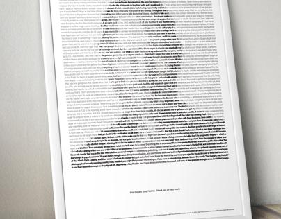 Message from Steve Jobs