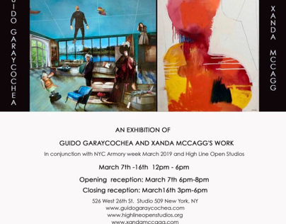 Open Studios this March 2019!