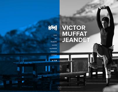 Victor Muffat-Jeandet Website