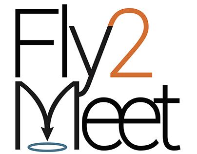 Fly2Meet Logo
