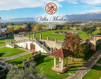 Villa Merlin - Bairo Canavese