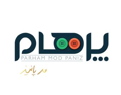 Parham import clothes Logo