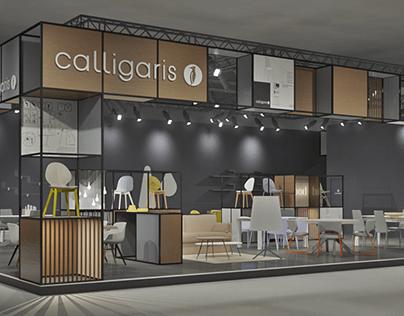 Callegaris Trade Fairs Stand - MIB Executive Program