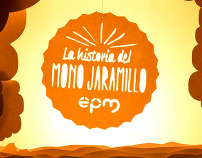 La historia del Mono Jaramillo