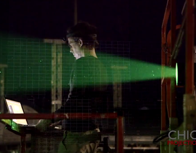 Promo Videos : Chicago Projection Mapping