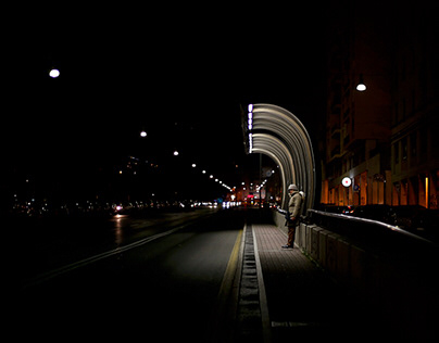 Lights in the darkness