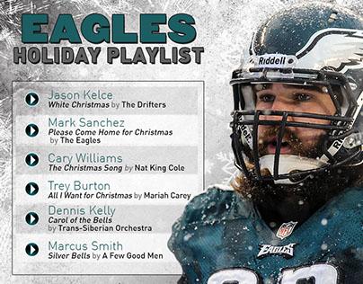 BOSE Eagles Playlists