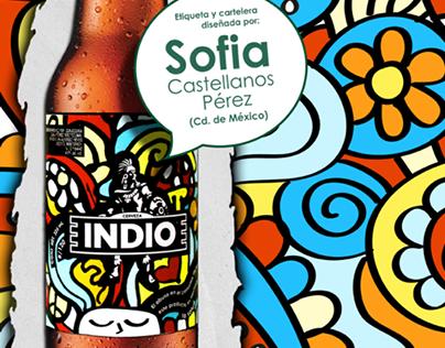 120 Aniversario Cerveza Indio [by Sofia Castellanos]