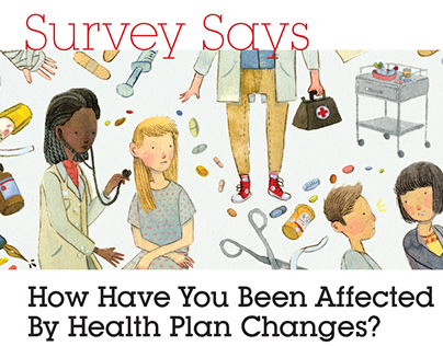 How Have You Been Affected by Health Plan Changes?