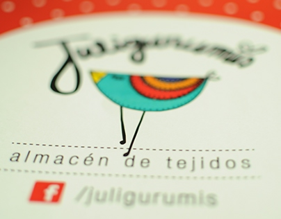 Diseño de Marca - Juligurumis - 2014