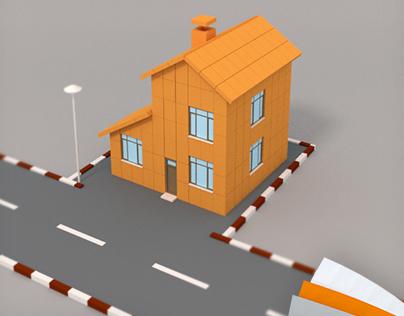 Turuncu Paket - Orange Package
