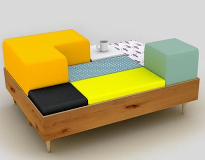 Candy Couch Saga