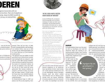 Jeugd en Co - Youth Care magazine
