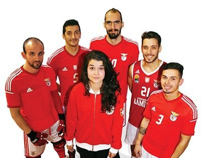 Acção Quota Modalidades Sport Lisboa e Benfica