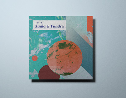 Auniq & Tundra // Cover Design