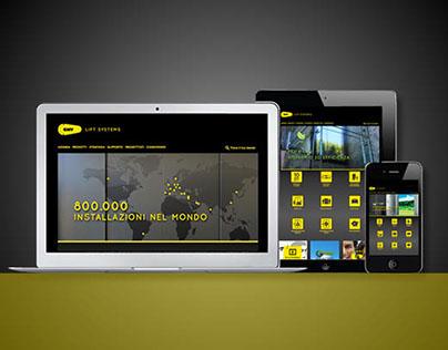 GMV Glocal | Art Direction, Branding, Web Design