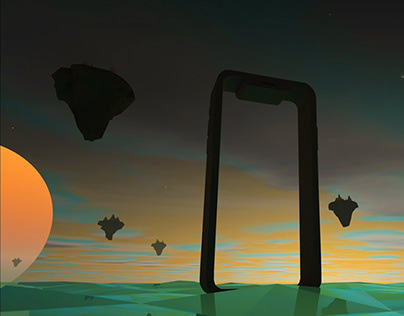 """iPhone X Port"" by Alexander Gulinov"