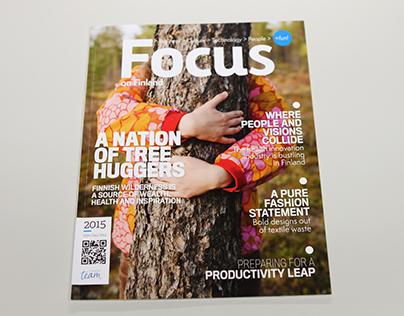 Focus on Finland 2015