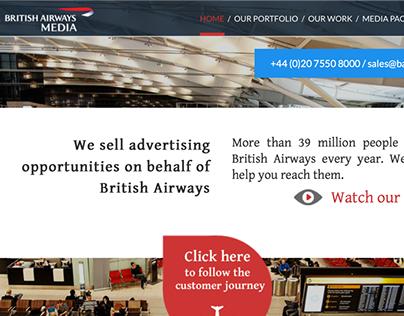 BA Media website