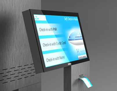 F2 Kiosk & Totem Design