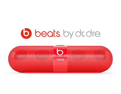 Beats Pill - By Dre