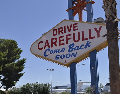 Las Vegas & The Desert. 'Murica Pt.2
