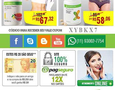 web: e-mail marketing (html)