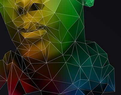Polygon Portrait #1