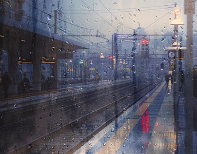 Raindrop Blues