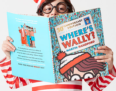 """It's Book Week!"" campaign - Concept Development"