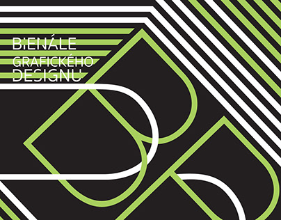 Poster for International Biennial of Graphic Design