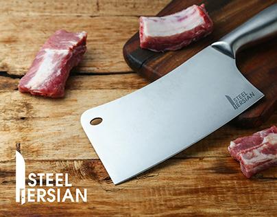 Logo Design For PERSIAN STEEL Co.