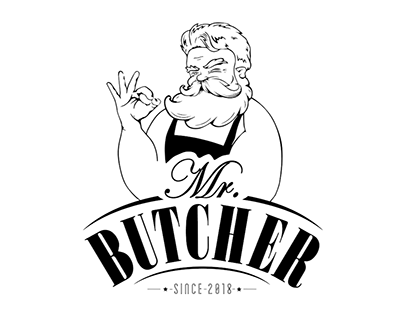 Mr.Butcher promo video