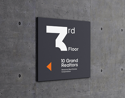 10 Grand Realtors - Brand Design